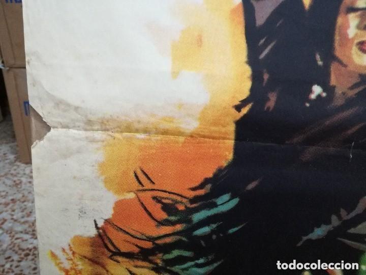 Cine: LOS TARANTOS 1963 ORIGINAL CARMEN AMAYA ; ROVIRA BELETA 100X70 ESTRENO DISEÑO JANO - Foto 4 - 173962990