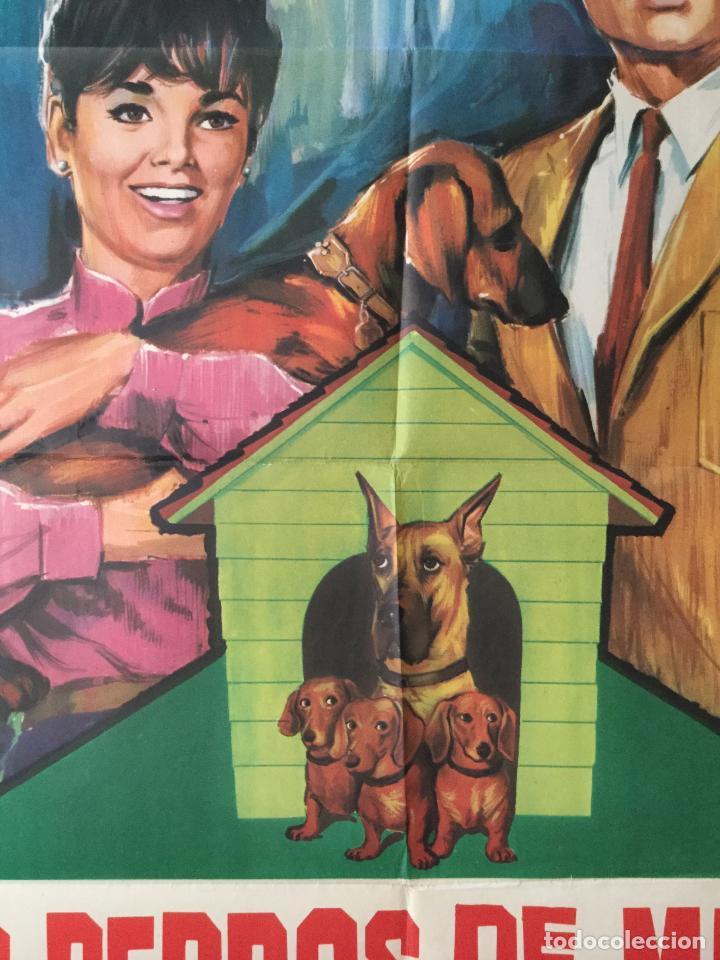 Los Perros De Mi Mujer Poster Cartel Original Buy Comedy Film Posters At Todocoleccion 141295162