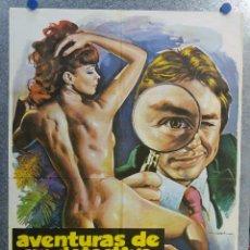 Cinema: AVENTURAS DE UN DETECTIVE PRIVADO. CHRISTOPHER NEIL, SUSY KENDALL. AÑO 1977. Lote 141672102