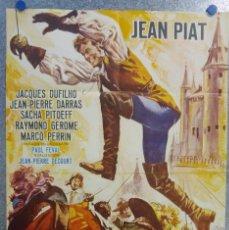 Cine: LA ESPADA DE LAGARDERE. JEAN PIAT, JACQUES DUFILHO - AÑO 1973. Lote 141673398