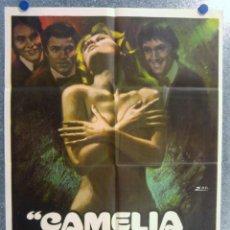 Cine: CAMELIA 2000. DANIELE GAUBERT, NINO CASTELNUOVO. ADAPTACION DAMA DE LAS CAMELIAS. AÑO 1976. Lote 269096788