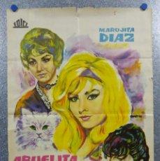 Cine: ABUELITA CHARLESTON. MARUJITA DIAZ,GERMAN COBOS, SANTONI. AÑO 1961. Lote 143169326