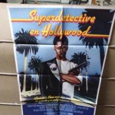Cine: SUPERDETECTIVE EN HOLLYWOOD EDDIE MURPHY POSTER ORIGINAL 70X100 YY (1959). Lote 143178170