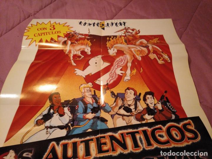 Cine: Poster los auténticos Cazafantasmas 2 póster de la película de dibujos animados con varios capítulo - Foto 7 - 143215366