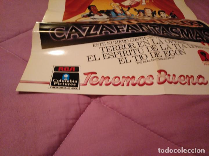 Cine: Poster los auténticos Cazafantasmas 2 póster de la película de dibujos animados con varios capítulo - Foto 10 - 143215366