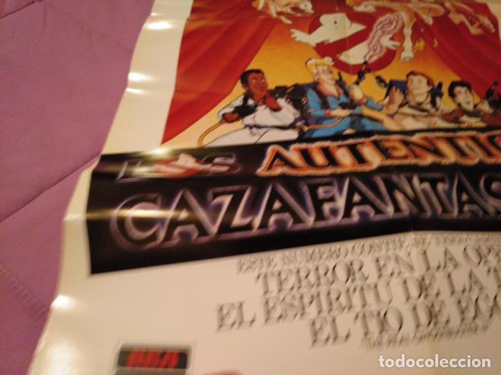 Cine: Poster los auténticos Cazafantasmas 2 póster de la película de dibujos animados con varios capítulo - Foto 14 - 143215366
