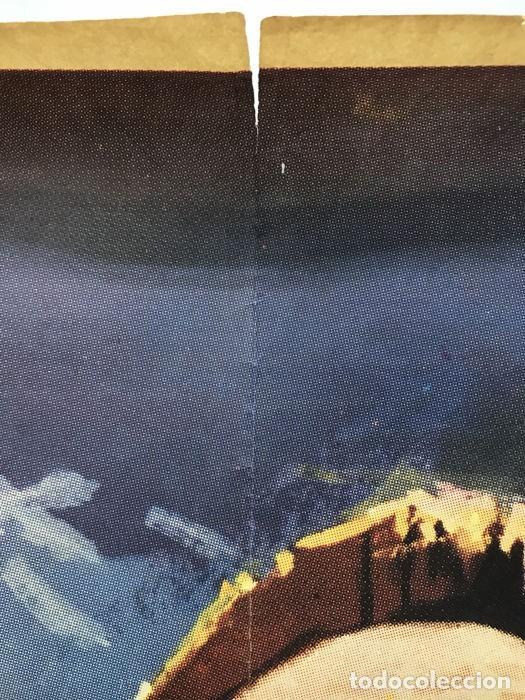 Cine: LOS HEROES DEL TELEMARK - KIRK DOUGLAS, RICHARD HARRIS - CARTEL GRANDE, AÑO 1966 - Foto 3 - 143374790