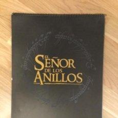 Cine: LANZAMIENTO DVD. SEÑOR DE LOS ANILLOS.. Lote 143919234