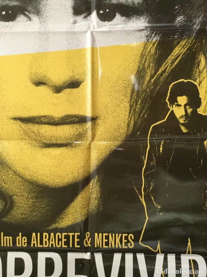 Cine: sobrevivire - poster cartel cine original - emma suarez juan diego botto rosana pastor - Foto 3 - 144376974