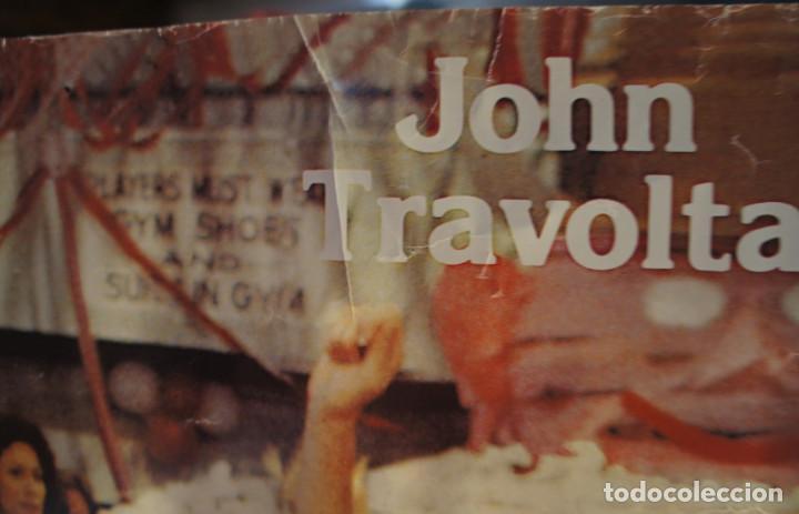 Cine: Poster original de la película Grease, -Grease is the Word-.En ingles. Año 1978 - Foto 2 - 144464126