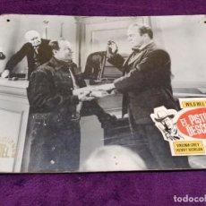 Cine: EL PISTOLERO DESCONOCIDO (1967) WILD BILL ELLIOTT, VIRGINIA GREY, HENRY MORGAN.. Lote 144495134