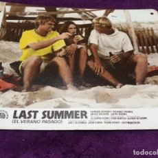 Cine: LAST SUMMER ( 1969 ) BARBARA HERSHEY - RICHARD THOMAS - BRUCE DAVISON - CATHY BURNS. Lote 144497278