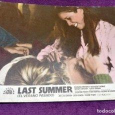 Cine: LAST SUMMER ( 1969 ) BARBARA HERSHEY - RICHARD THOMAS - BRUCE DAVISON - CATHY BURNS. Lote 144497306