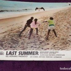 Cine: LAST SUMMER ( 1969 ) BARBARA HERSHEY - RICHARD THOMAS - BRUCE DAVISON - CATHY BURNS. Lote 144497330