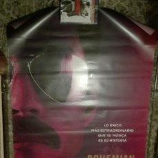 Cinema: POSTER ORIGINAL BOHEMIAN RHAPSODY 100X70. Lote 151789584