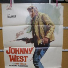 Cinema: L1375 JOHNNY WEST. Lote 145652058