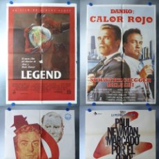 Cine: 15 CARTELES DE CINE DISTINTOS, VER DESCRIPCION Y FOTOS. Lote 145704518
