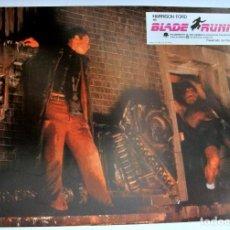 Cine: BLADE RUNNER FOTO POSTER ESCENA , WARNER ESPAÑOLA 1982. Lote 145757870
