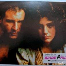 Cine: BLADE RUNNER FOTO POSTER ESCENA , WARNER ESPAÑOLA 1982. Lote 145757966