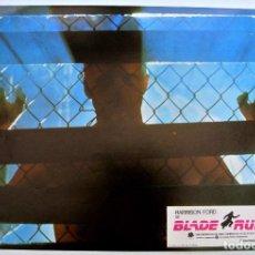 Cine: BLADE RUNNER FOTO POSTER ESCENA , WARNER ESPAÑOLA 1982. Lote 145758030