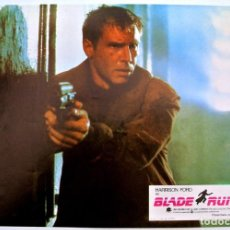 Cine: BLADE RUNNER FOTO POSTER ESCENA , WARNER ESPAÑOLA 1982. Lote 145758442