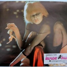 Cine: BLADE RUNNER FOTO POSTER ESCENA , WARNER ESPAÑOLA 1982. Lote 145758482