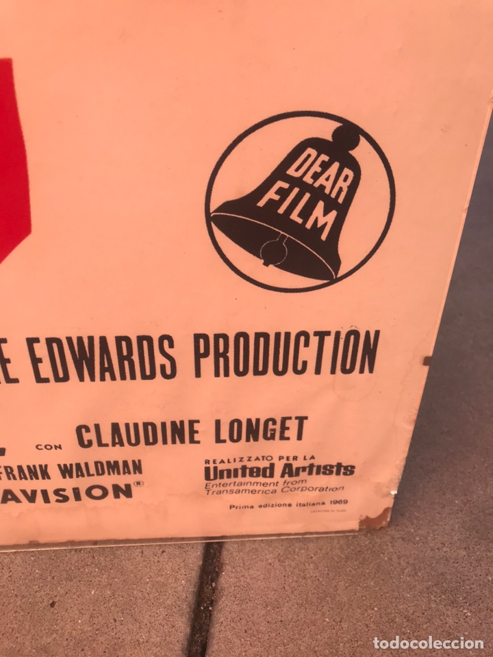 Cine: antiguo cartel Hollywood party - Foto 2 - 145767088