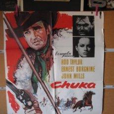 Cinema: L1411 CHUKA. Lote 146195006