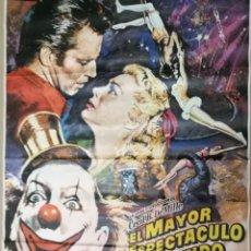 Cine: 38 CARTELES DE CINE AÑOS 70. Lote 146235478