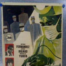 Cinema: EJERCITO BLANCO. ARTURO FERNANDEZ, JORGE RIGAUD, MARCELA YURFA. AÑO 1961. Lote 146895158