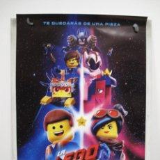 Cine: LA LEGO PELICULA 2. Lote 146961774