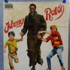 Cine: JOHNNY RATON. ROBERT PACKER, JORGE RIGAUD, VICENTE ESCRIVA. AÑO 1969. Lote 147242742