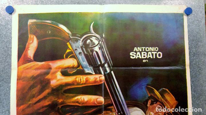 Cine: YO LOS MATO, TU COBRAS LA RECOMPENSA. ANTONIO SABATO, CHRIS AVRAM. AÑO 1972 - Foto 2 - 147248050