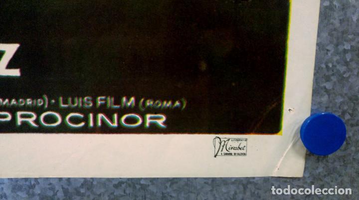 Cine: YO LOS MATO, TU COBRAS LA RECOMPENSA. ANTONIO SABATO, CHRIS AVRAM. AÑO 1972 - Foto 4 - 147248050