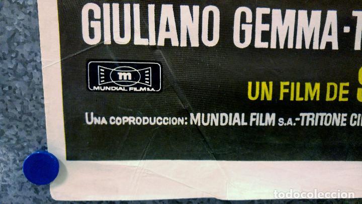 Cine: EL BLANCO EL AMARILLO Y EL NEGRO. GIULIANO GEMMA, TOMA MILIAN, ELI WALLACH. AÑO 1975 - Foto 7 - 147250622