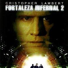 Cine: CHRISTOPHER LAMBERT.FORTALEZA INFERNAL 2. Lote 4797609