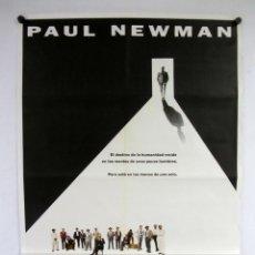 Cine: CREADORES DE SOMBRAS. PAUL NEWMAN. CARTEL ORIGINAL DE LA PELICULA DE 1989. 70X100CMS.. Lote 147343622
