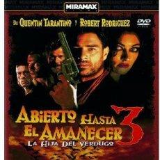 Cine: ABIERTO HASTA EL AMANECER 3. ROBERT RODRIGUEZ.. Lote 147362106