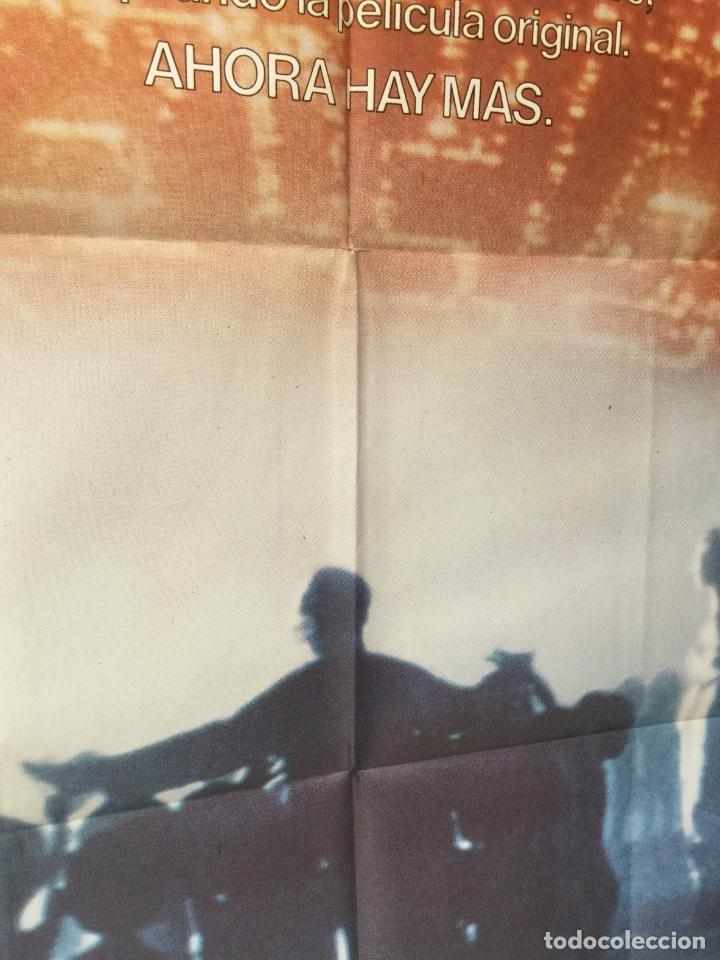 Cine: encuentros en la terdera fase - poster cartel original - steven spielberg François Truffaut - Foto 3 - 147463574