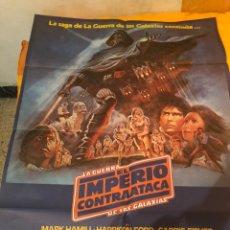 Cine: CÀRTEL EL IMPERIO CONTRAATACA. Lote 147563568