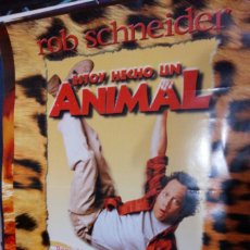 Cine: ESTOY HECHO UN ANIMAL.ADAM SANDLER.. Lote 147581970