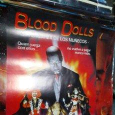 Cine: LA VENGANZA DE LOS MUÑECOS.BLOOD DOLLS.. Lote 147582522