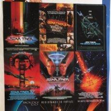 Cine: STAR TREK. PYRAMID PÓSTER. 2002. UK.. Lote 147597088