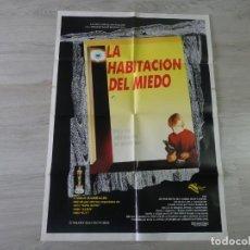 Cine: CARTEL LA HABITACIÓN DEL MIEDO - ORIGINAL - 70 X 100 CM APROX. Lote 147602854
