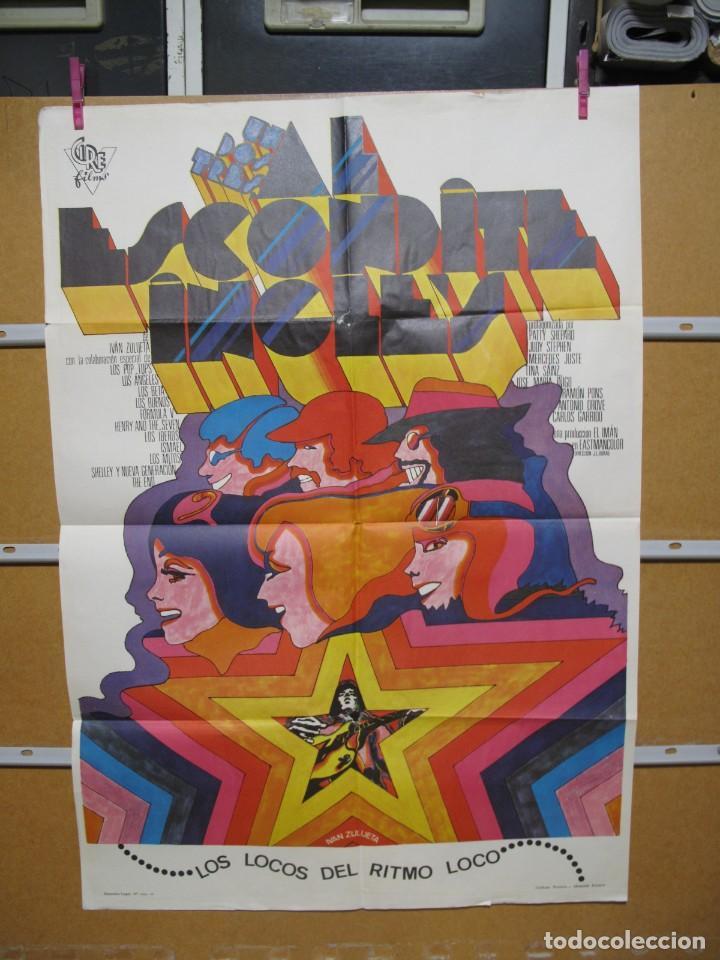 L1701 UN DOS TRES AL ESCONDITE INGLES (Cine - Posters y Carteles - Aventura)
