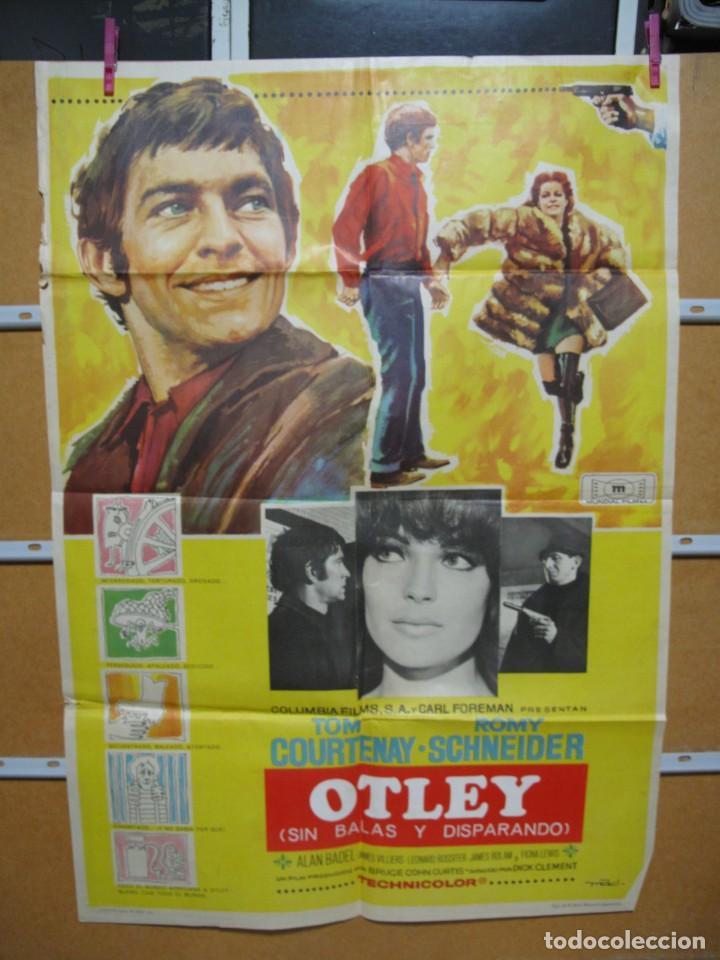 L1702 OTLEY SIN BALAS Y DISPARANDO (Cine - Posters y Carteles - Aventura)