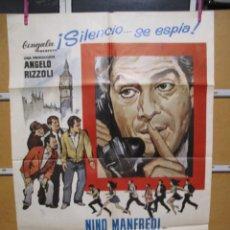 Cine: L1706 ITALIAN SECRET SERVICE. Lote 147772710