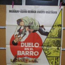 Cine: L1707 DUELO EN EL BARRO . Lote 147772810