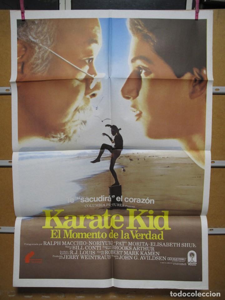 L1717 KARATE KID (Cine - Posters y Carteles - Aventura)