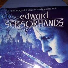 Cine: EDUARDO MANOSTIJERAS. EDWARD SCISSORHANDS.. Lote 147825409